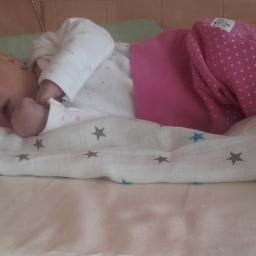 Ciąża i poród – historia narodzin Łucyjki.